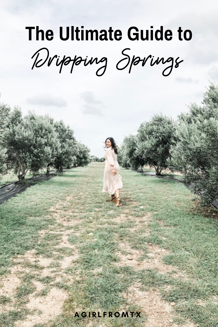 Guide to Dripping Springs Wineries, Restaurants, &
