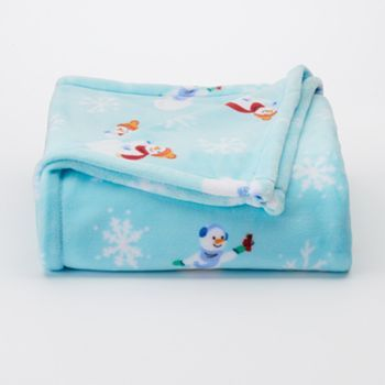 Kohls Throw Blankets Beauteous The Big One Supersoft Plush Throw  Plush Big And Blanket Inspiration Design