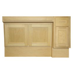 Wheelchair Vanity Various Door Types Configurations And Finishes