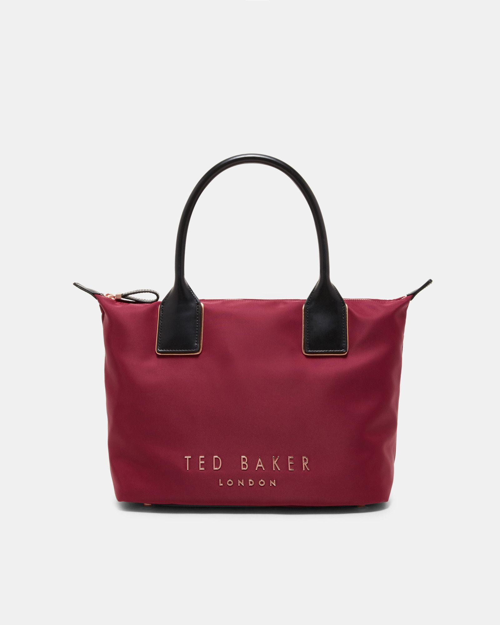 8b8ca70e76fd AMILI Small nylon tote bag #TedToToe | Brett get me... | Nylon tote ...