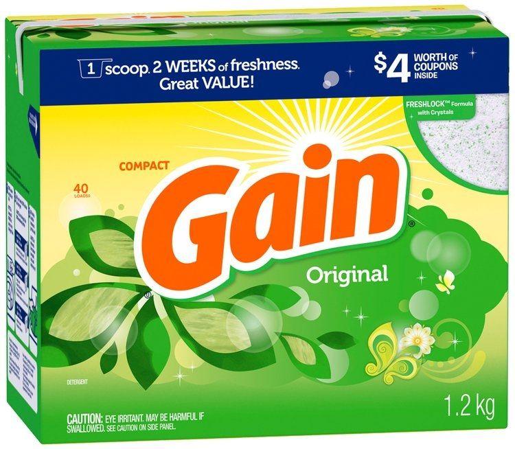 Gain Original Powder Laundry Detergent Gain Laundry Detergent