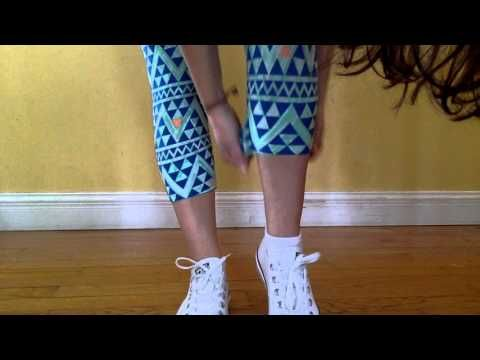 73e69cfa79b 2 ways to wear your LuLaRoe leggings as capris! - YouTube