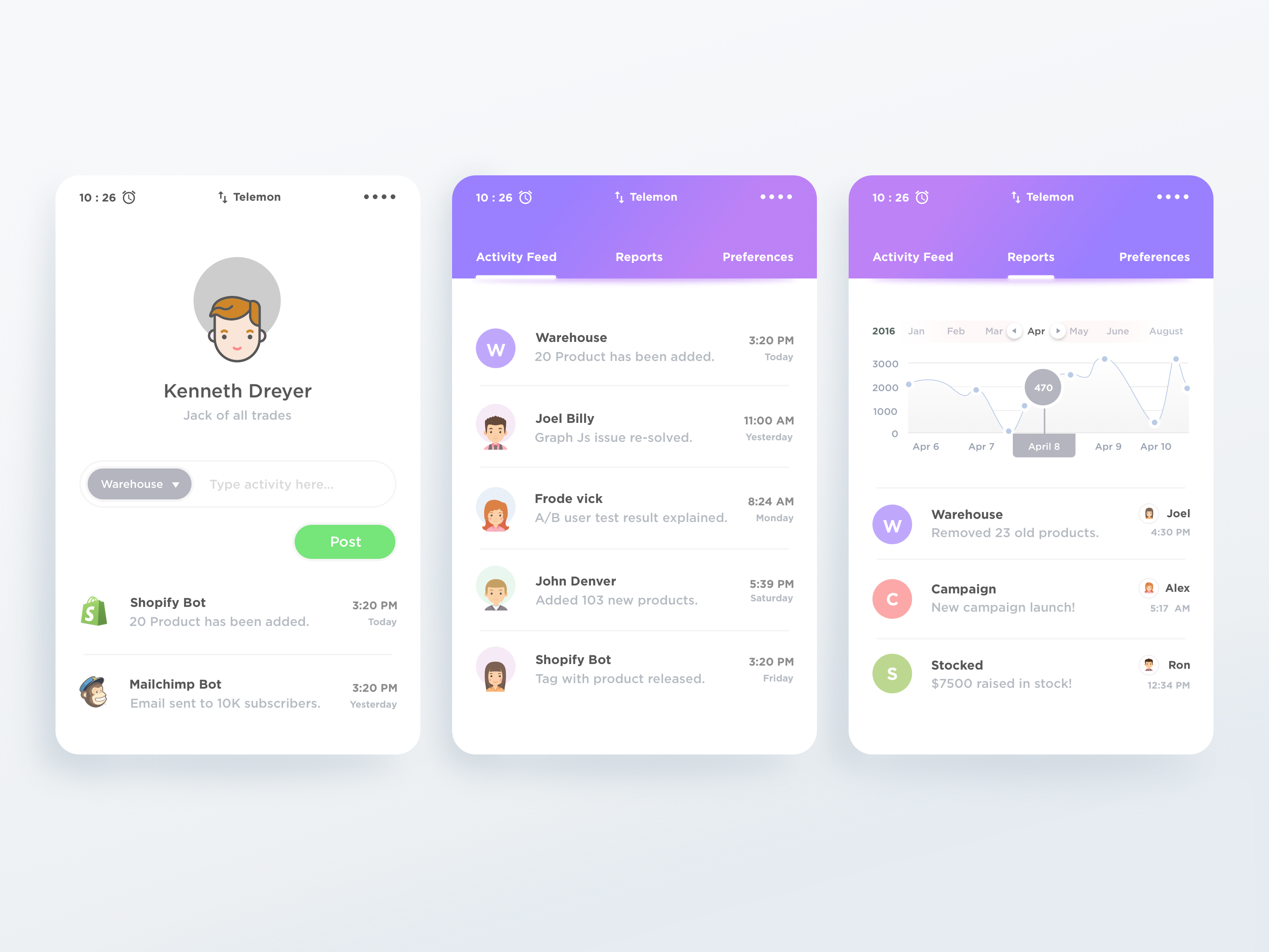 Team CONNECT APP App, Android apps, Make it yourself