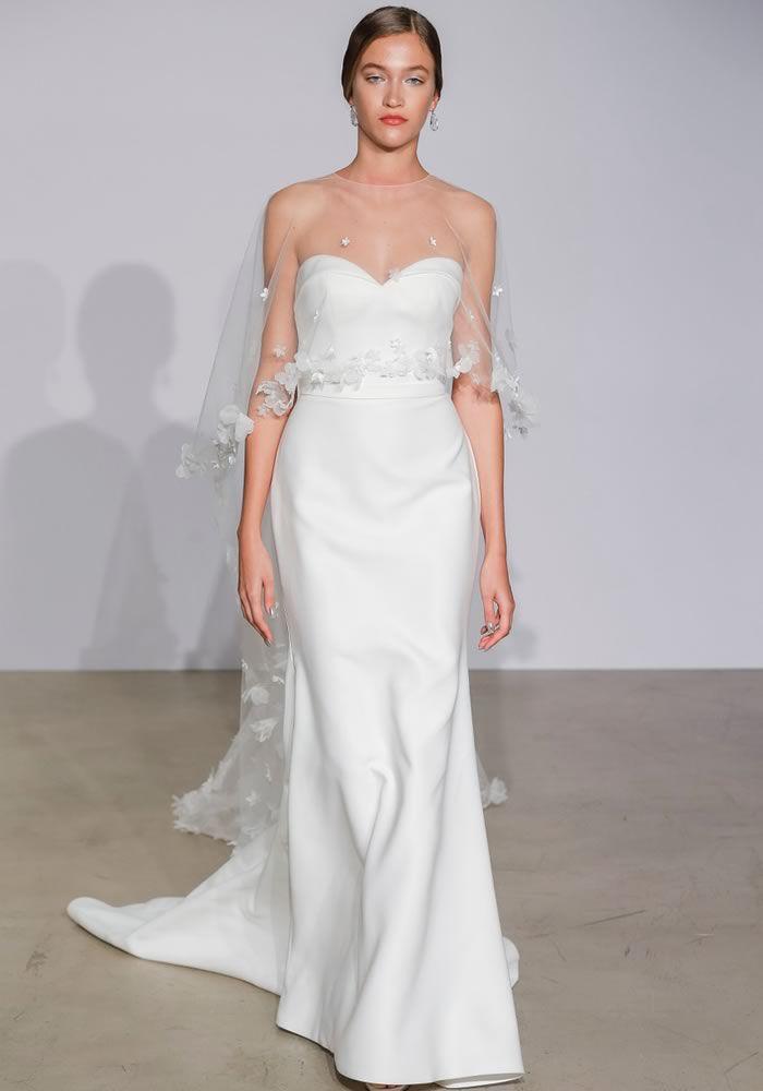 Lieblingslooks: New York Bridal Week Kleider 2017 | Brautkleider by ...