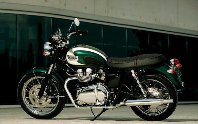 Triumph Motorcycles Bonneville T100 Triumph Bonneville T100 Triumph Bonneville Triumph Motorcycles