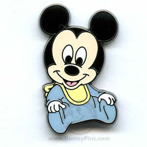picture of baby mickey for the cake | Danny's Birthday ...
