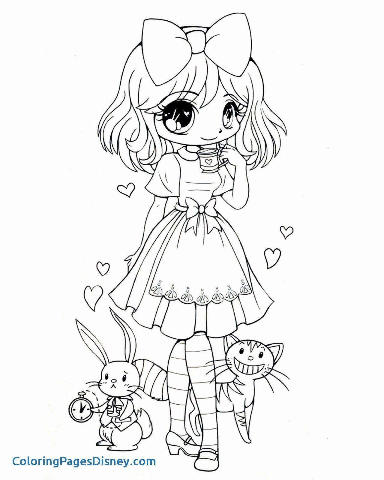 Alice In Wonderland Coloring Page Luxury Coloring Pages