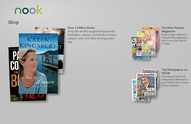 NOOK App Download the Best Reading and Shopping
