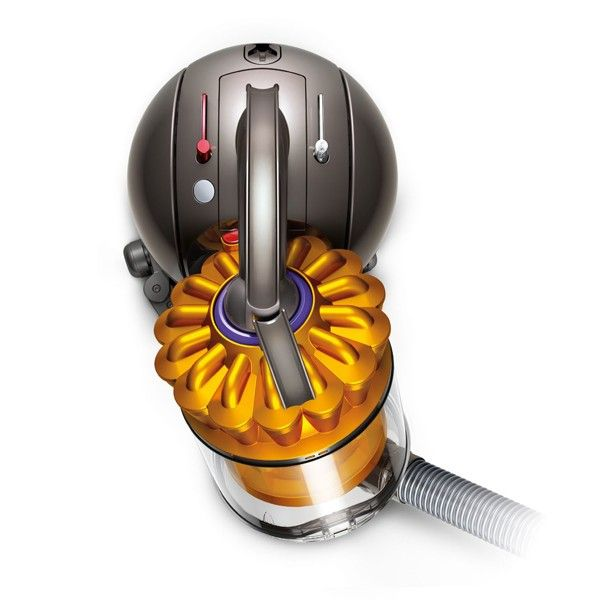 Dyson DC39 Multi Floor Bagless Canister Vacuum: Fuchsia, Purple, Or Yellow