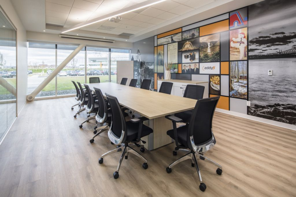 Eddyfi Quebec City Canada Office Design Design City Office