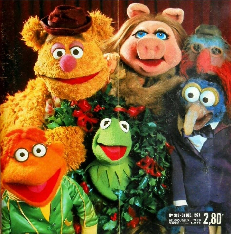 The Muppets Christmas Special