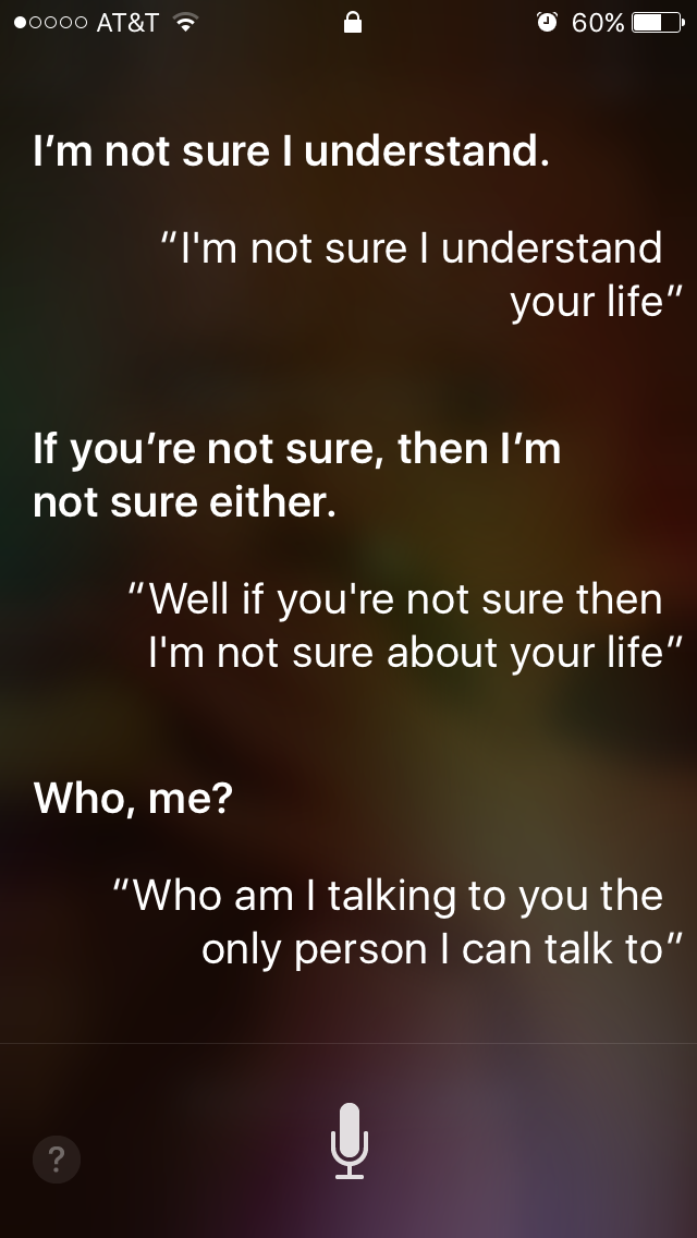 How To Get Siri To Tell You A Joke