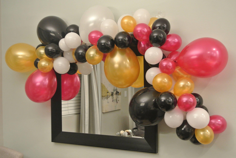 Kate Spade Inspired Garland Balloons Kate Spade