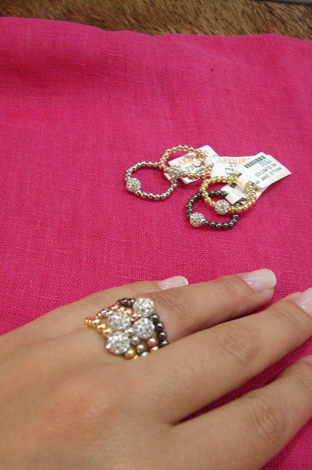 Bad-ass little rings! | Bad~Ass | Pinterest | Ringe, Schmuck und Perlen