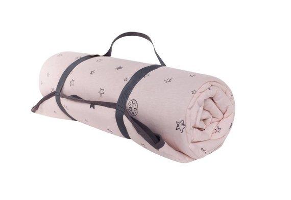 Round Picnic Mat Large Family Picnic Blanket Padded Rug