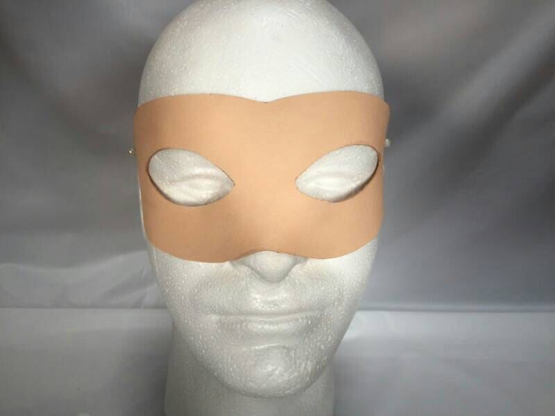 How To Decorate A Mask Pleasing Diy Leather Masquerade Mask Decorate Your Own Unfinished 2018