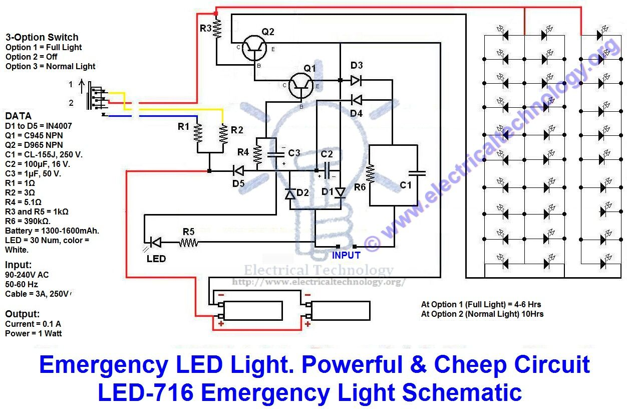 Pin by Laurie Jacobs on Elektronika Led emergency lights