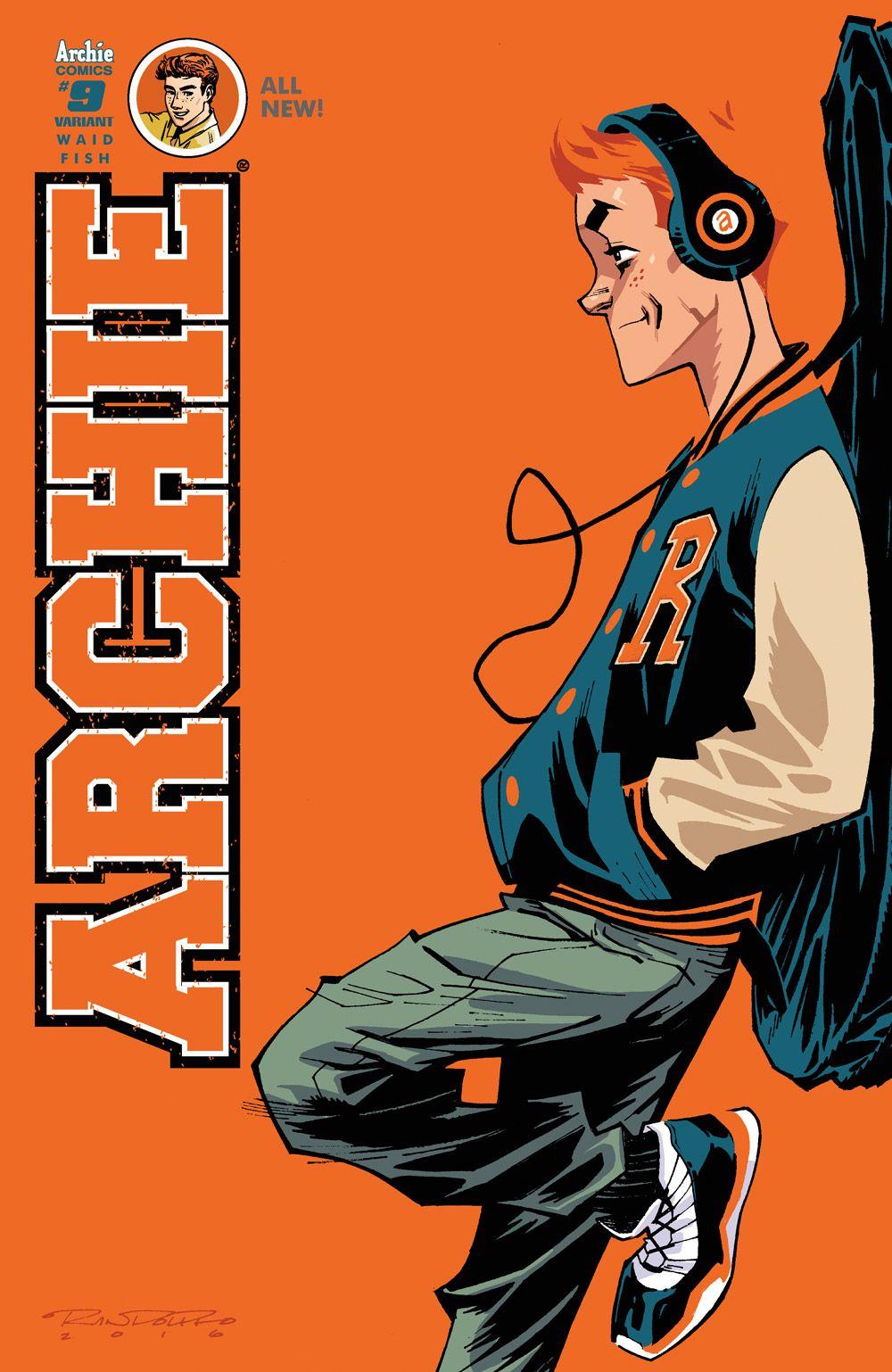Archie #9 Variant - Khary Randolph