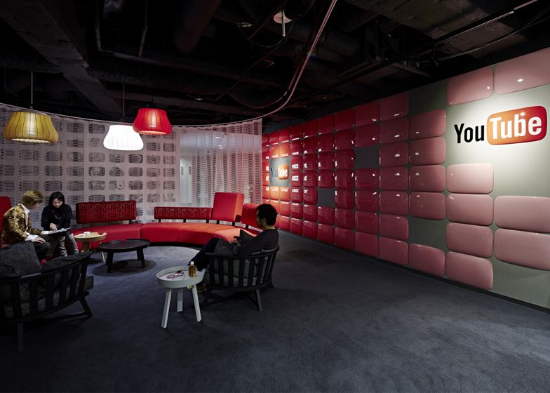 office space you tube. youtube space tokyo by klein dytham architecture office you tube l