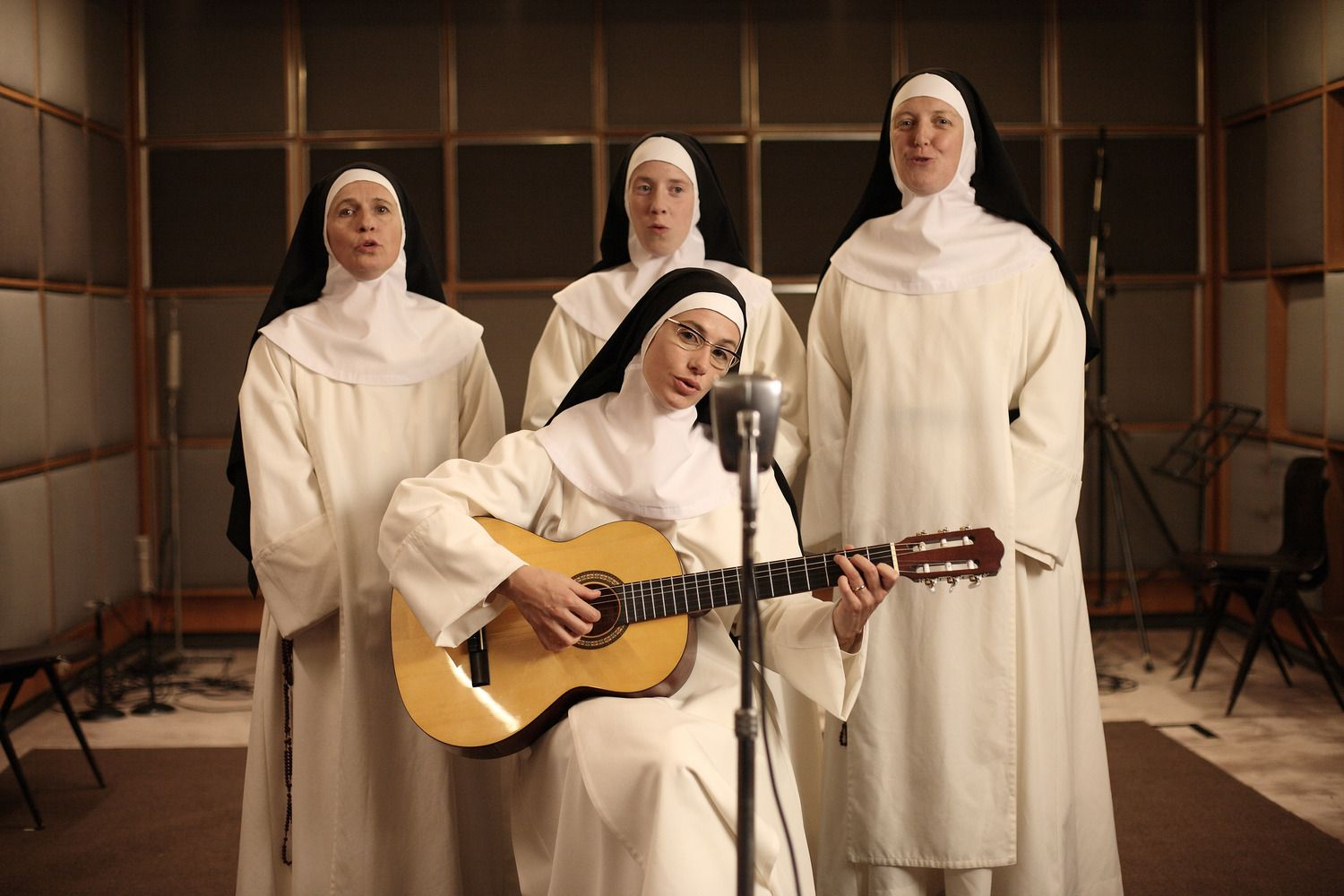 Soeur sourire nuns pinterest songs singing and music