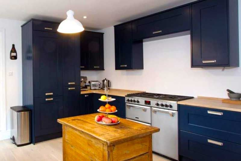 Bespoke Kitchen Design Painting an innova norton bespoke kitchen  http://www.diykitchens