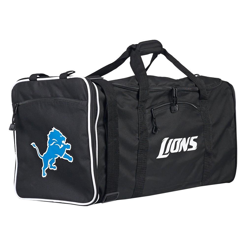 NFL Detroit Lions 28 Steal Duffle Bag -  cc1b37b04