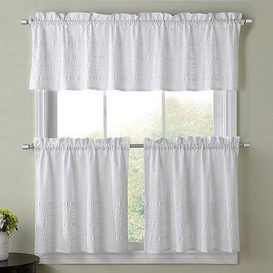 Sophia Kitchen Window Curtain Tier L Beach Home Windows L Www