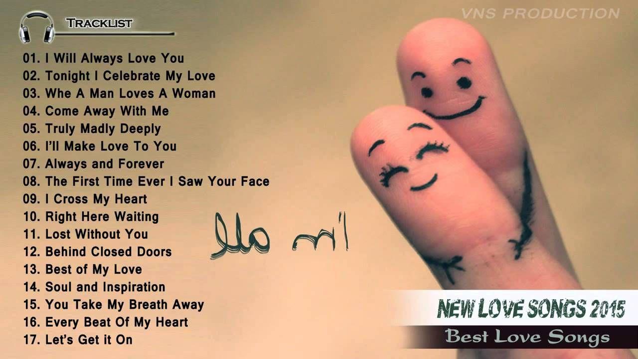 Hot Top 100 Romantic Love Songs Playlist Best English