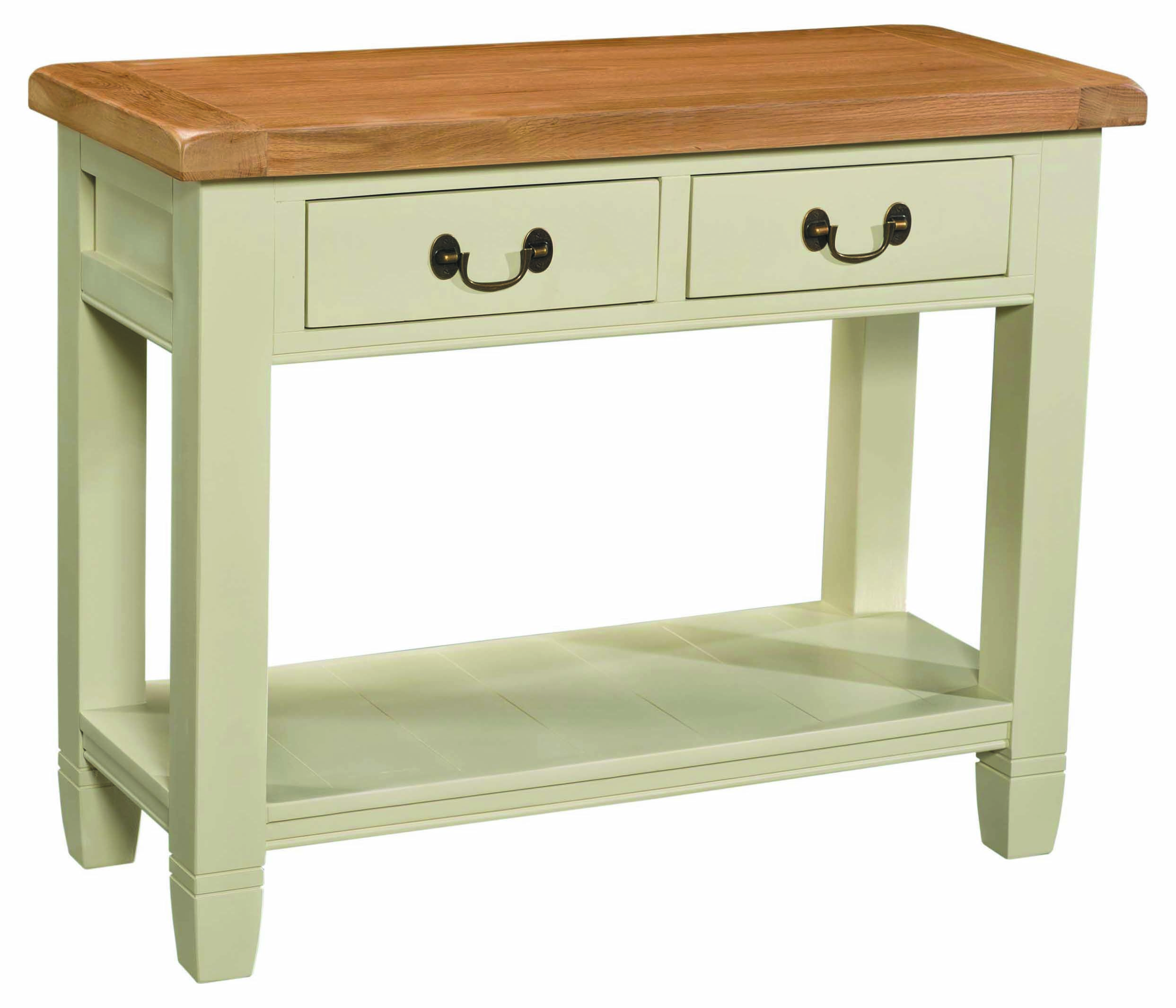 Dorchester Painted Console Table The Dorchester Painted Collection Has A Farmhouse Style That Will Give A Fantastic Furniture Console Table Furniture