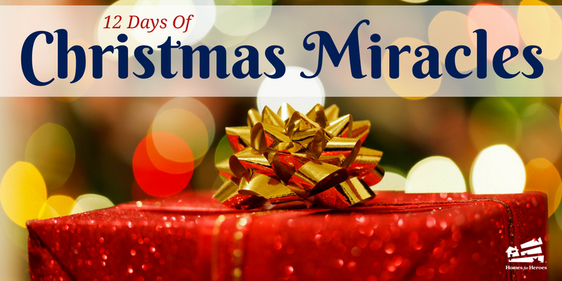 Nominate A Hero Family In Need Of A Christmas Miracle 12 Days Of Christmas Christmas Hero