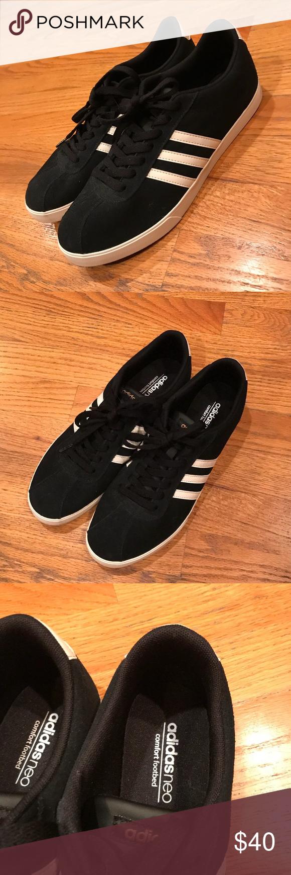adidas neo courtset occasionale delle scarpe casual da ginnastica 11