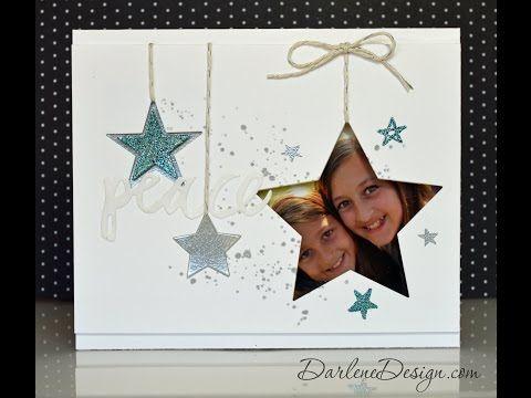 Wednesdays Card: Holiday Photo Card, Design #2