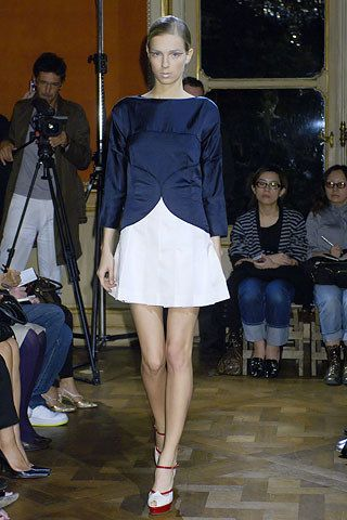 fe986cbca53 Miu Miu Spring 2007 Ready-to-Wear Fashion Show - Alyona Osmanova