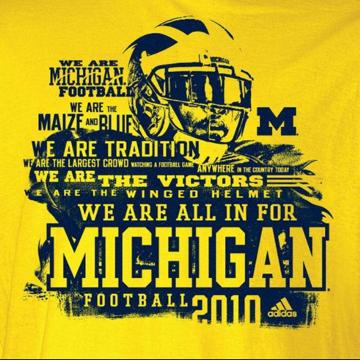 Michigan Wolverine Themes Desktop Wallpaper Iphone Themes Michigan Football Game Day Shirts University Of Michigan Logo