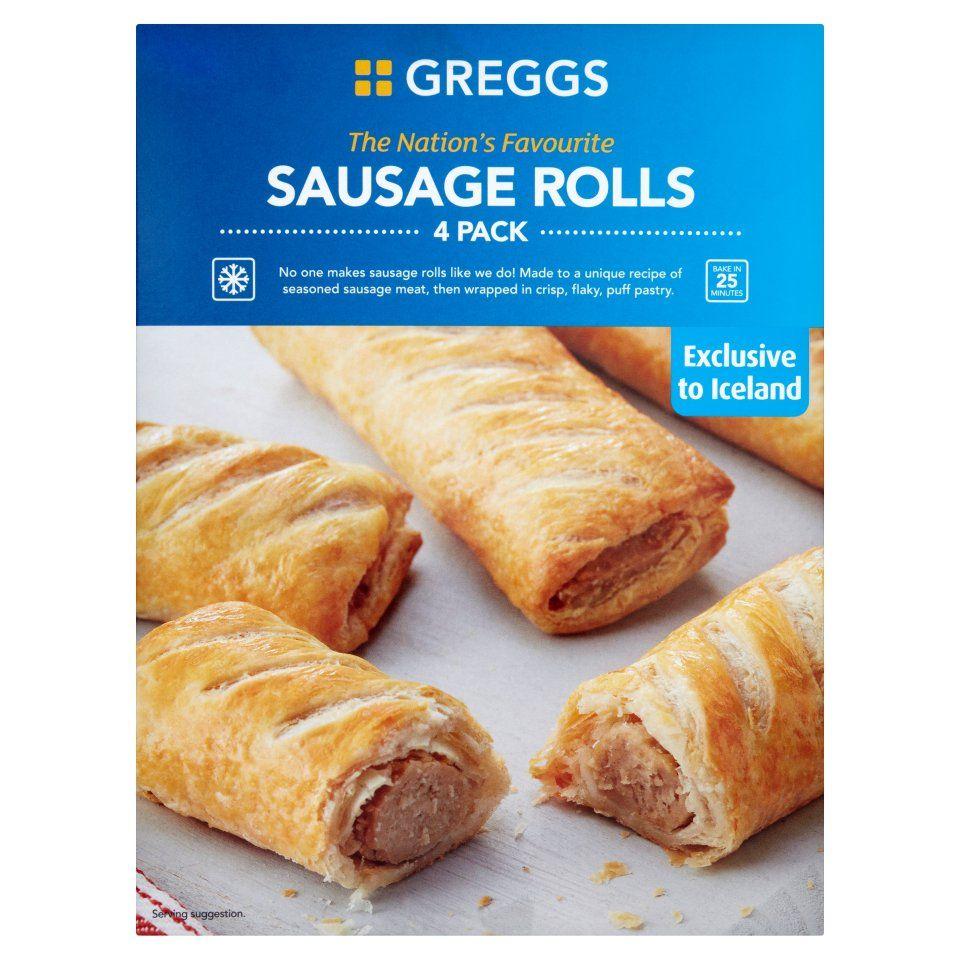Quintessentially British Sausage Rolls Recipe