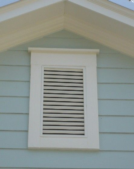 Gable Vents Gable Vents Gable Roof Design Attic Window