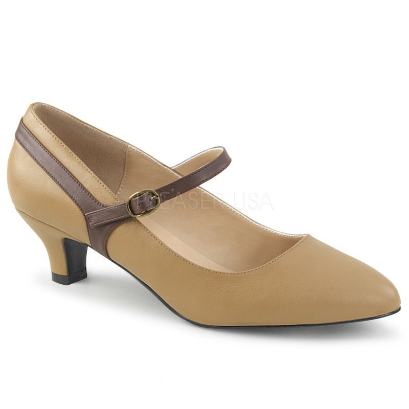 http://www.lenceriamericana.com/calzado-sexy-de-plataforma/39346-zapatos-polipiel-estilo-mary-jane-con-correa-desde-talla-40-a-48.html