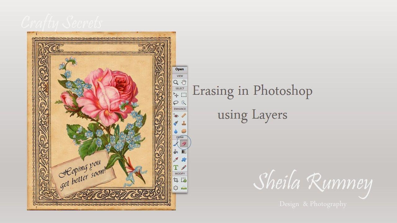 Sheilarumney photoshop friday erasing using layers sheilarumney photoshop friday erasing using layers baditri Image collections