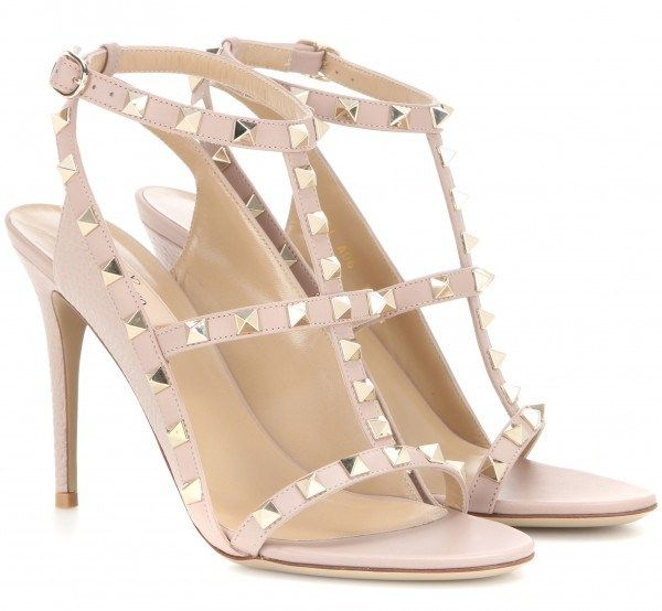 Valentino Rockstud Open-toed Sandals