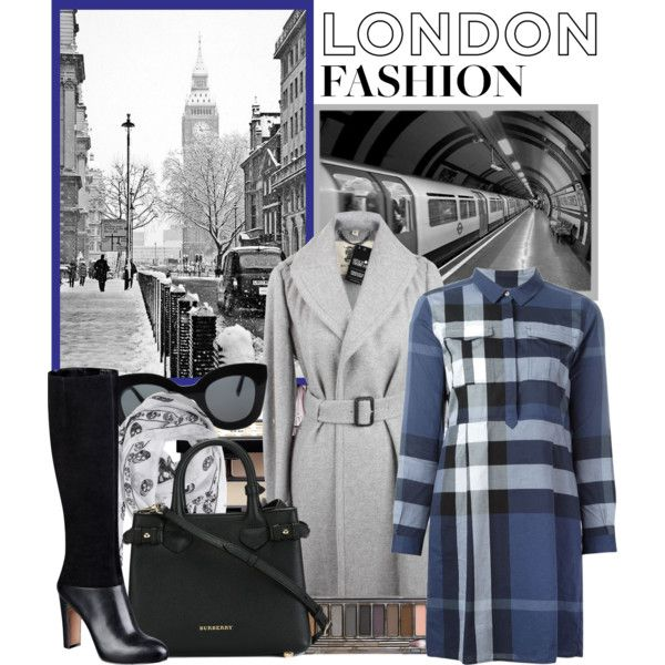 #packandgo by jessica-hearts on Polyvore featuring мода, Burberry, Nine West, Alexander McQueen, CÉLINE and Urban Decay