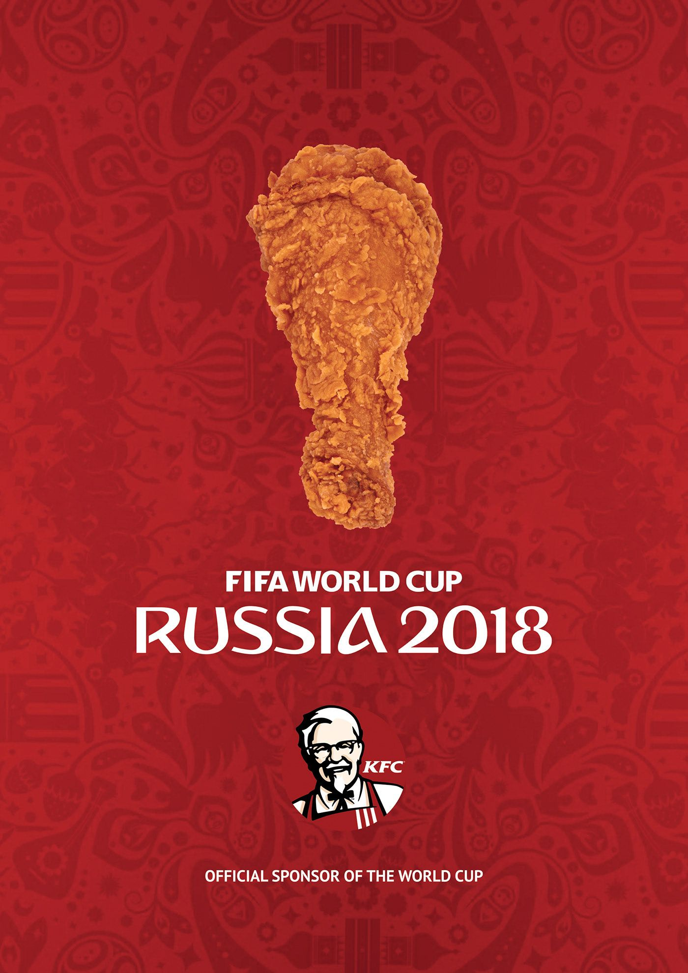Check Out My Behance Project Fifa World Cup Russia 2018 Kfc Https Www Behance Net Gallery 65313793 Fifa Wo World Cup World Cup Russia 2018 World Cup Logo