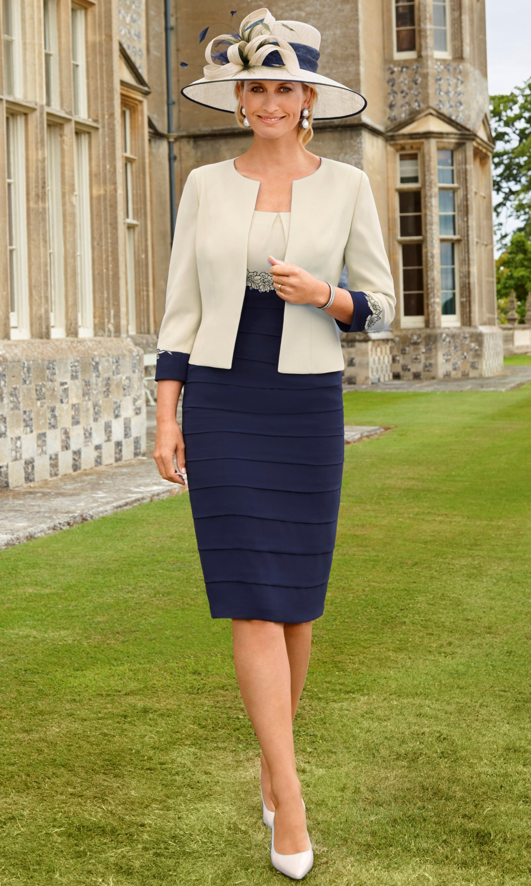 Mother of the bride Autumn - Marianne Fashions Mother Condici fashions mother of the bride