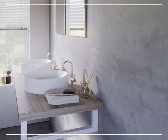 Peinture à effet smoothie TOLLENS angora 2kg + 20 gratuit Smoothies - repeindre du carrelage de salle de bain