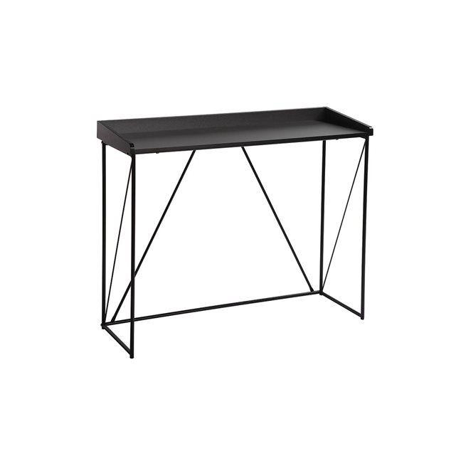 Console design gris et noir WALT MILIBOO | La Redoute Mobile