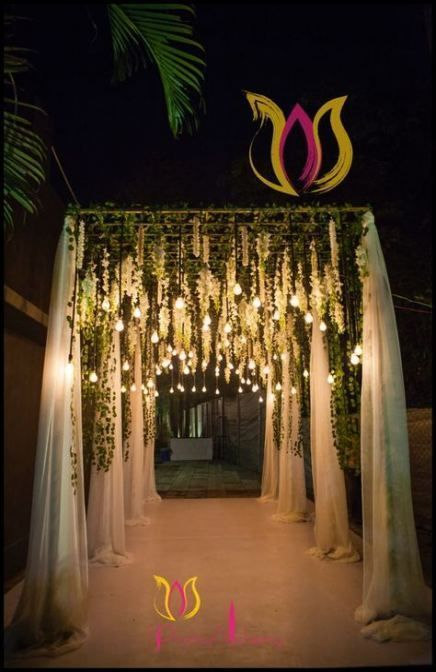 Pinterest In 2020 Wedding Reception Backdrop Wedding Stage Decorations Indian Wedding Decorations