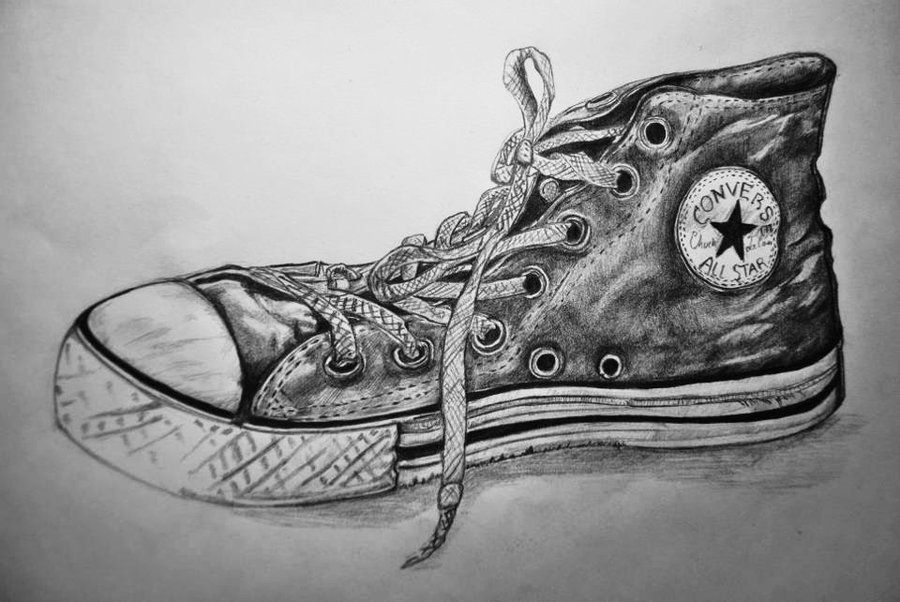 converse shoes drawing value in art examples of a religious spir
