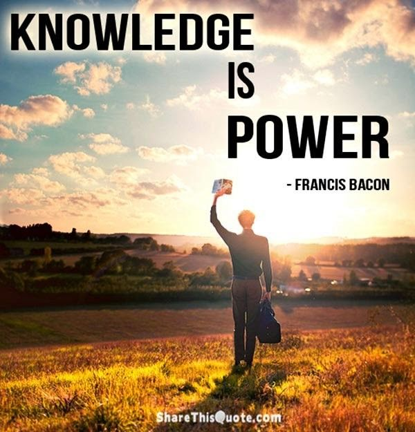 Knowledge Is Power Quote Enchanting Knowledge Is Power ✊  Quotes  Pinterest  Knowledge
