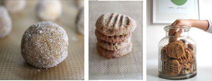 willowday: ginger cookies