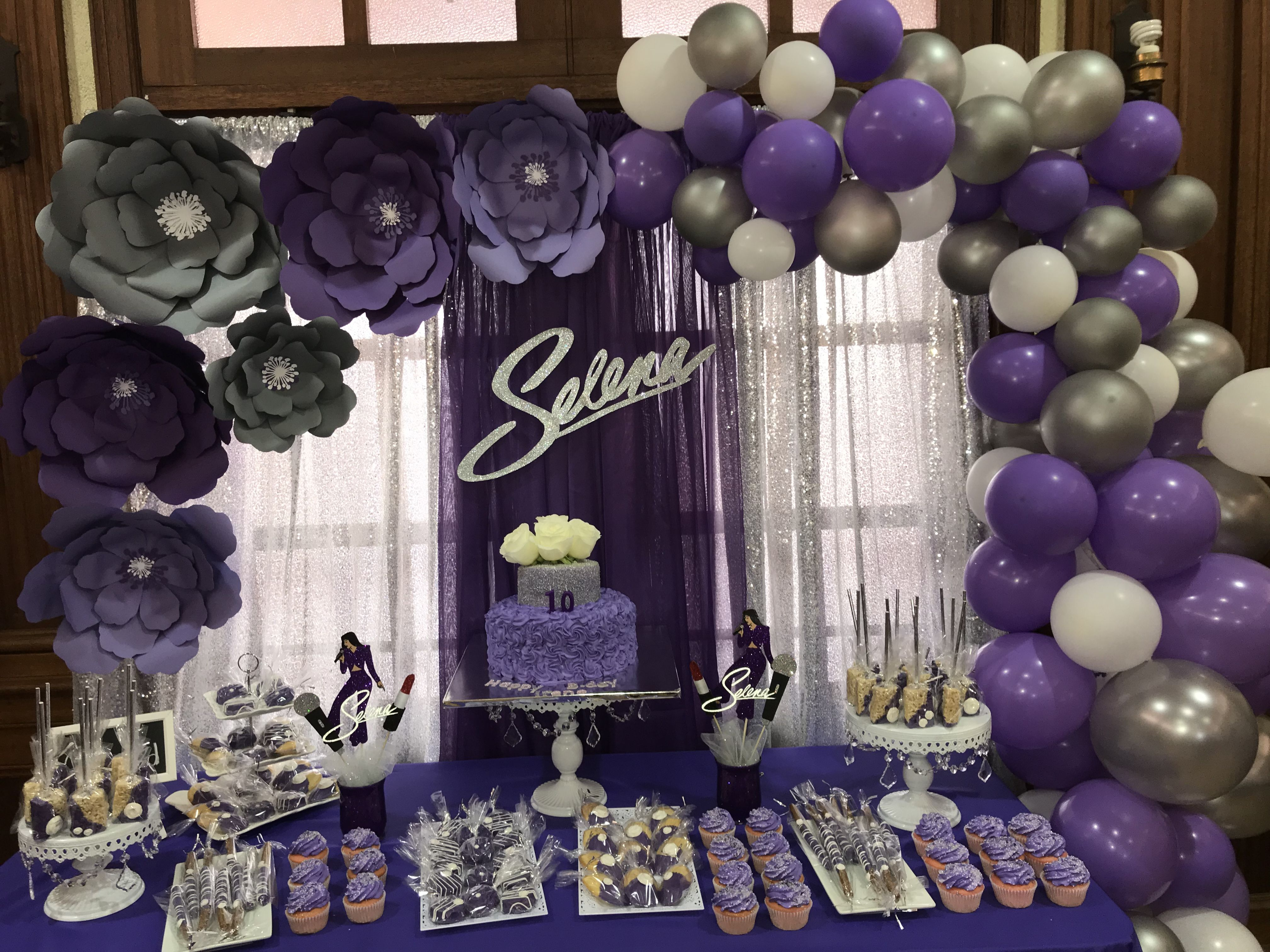 Pin by Angela Luna on Bella's 1st Bday Selena