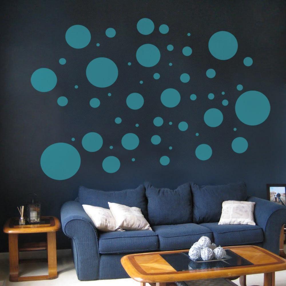 Polka Dots Vinyl Wall Sticker